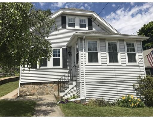 Single Family Home for Sale at 55 Hilburn Street 55 Hilburn Street Boston, Massachusetts 02131 United States