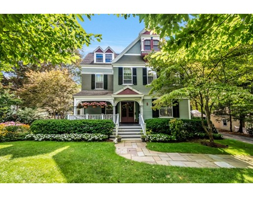 Single Family Home for Sale at 5 Winthrop Street 5 Winthrop Street Winchester, Massachusetts 01890 United States