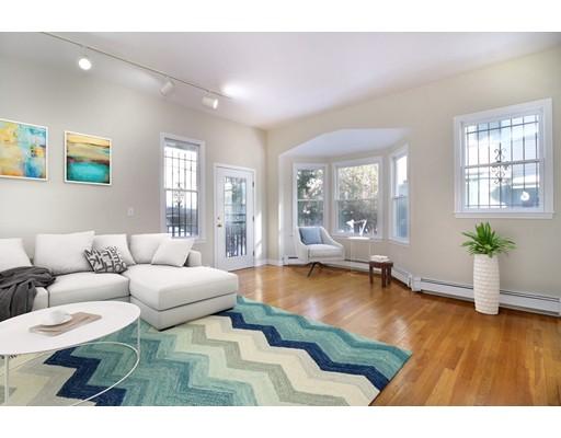共管式独立产权公寓 为 销售 在 5 Clinton Street 5 Clinton Street 坎布里奇, 马萨诸塞州 02139 美国