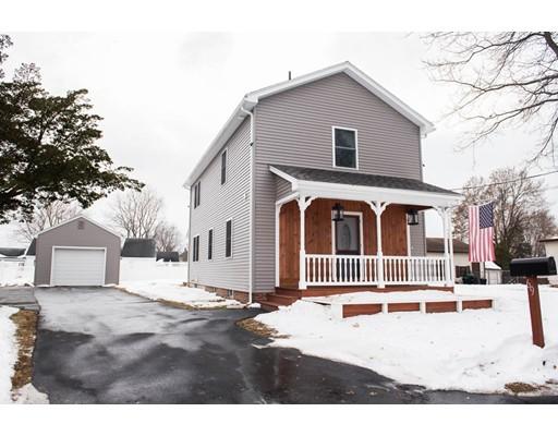 واحد منزل الأسرة للـ Sale في 69 Arthur Street 69 Arthur Street Chicopee, Massachusetts 01013 United States