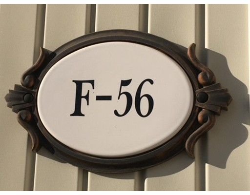 Appartement en copropriété pour l Vente à 2205 Boston Rd #F56 2205 Boston Rd #F56 Wilbraham, Massachusetts 01095 États-Unis