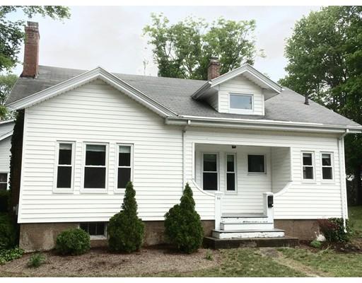 Casa Unifamiliar por un Venta en 55 Levering Street 55 Levering Street Brockton, Massachusetts 02301 Estados Unidos