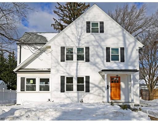 Частный односемейный дом для того Продажа на 8 Enmore Road 8 Enmore Road Melrose, Массачусетс 02176 Соединенные Штаты