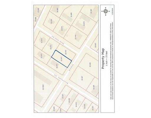 土地,用地 为 销售 在 76 Broadway Street 雅茅斯, 马萨诸塞州 02673 美国