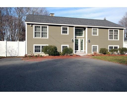 Частный односемейный дом для того Продажа на 7 Chase Street 7 Chase Street Newburyport, Массачусетс 01950 Соединенные Штаты
