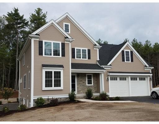 Single Family Home for Sale at 153 Killdeer 153 Killdeer Wrentham, Massachusetts 02093 United States
