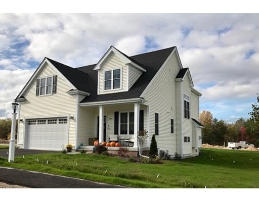 Single Family Home for Sale at 154 Killdeer 154 Killdeer Wrentham, Massachusetts 02093 United States