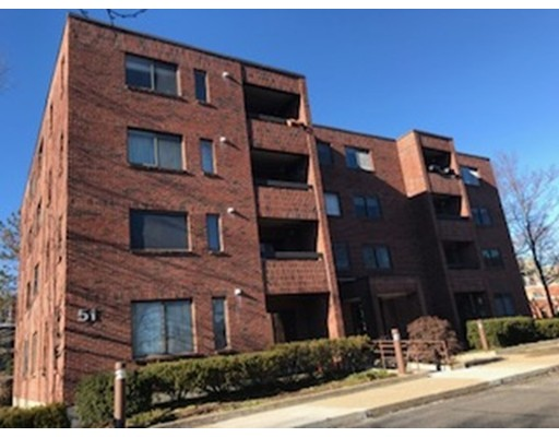 Condominium for Sale at 51 John Street 51 John Street Brookline, Massachusetts 02446 United States