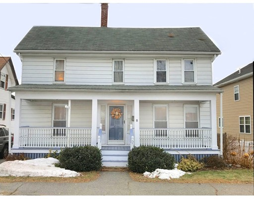 Single Family Home for Sale at 65 Prospect Street Woburn, Massachusetts 01801 United States