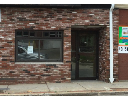 Great visibility....Updated office/retail space located on the street level next to the Century21 office and across from the main HP fire station on the very busy commercial/retail section of Fairmount Ave.  It is 1 block from the Fairmount train station and 1-2 blocks from the center of Cleary Sq and the HP train station. Featuring a newer storefront and wall to wall carpet.  Gas heat and hot water and central air not included in rent. Sq footage estimated.  Perfect for a retail or office type business.