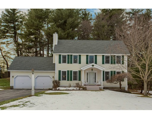 Single Family Home for Sale at 4 Hyacinth Drive 4 Hyacinth Drive Westford, Massachusetts 01886 United States
