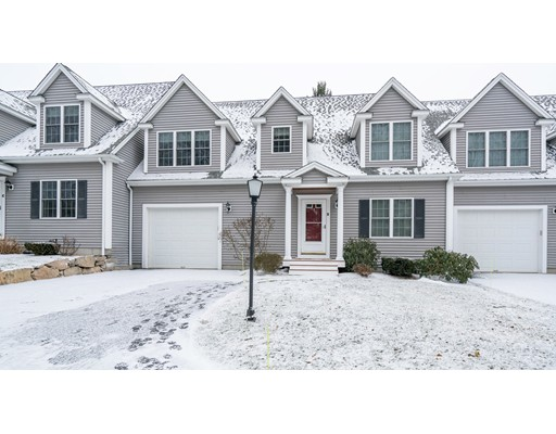 共管式独立产权公寓 为 销售 在 48 Cocasset Street 48 Cocasset Street Foxboro, 马萨诸塞州 02035 美国