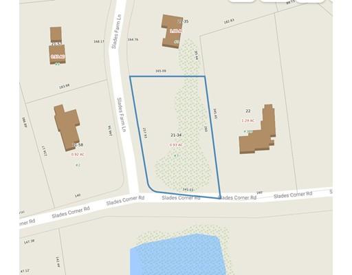 土地,用地 为 销售 在 3 Slades Farm Lane Dartmouth, 02748 美国