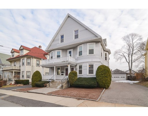 Multi-Family Home for Sale at 9 Park Road 9 Park Road Belmont, Massachusetts 02478 United States