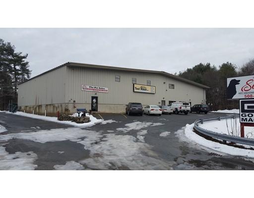 Commercial for Sale at 122 E. Grove Street 122 E. Grove Street Middleboro, Massachusetts 02346 United States