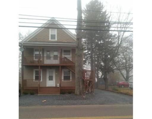 Casa Unifamiliar por un Alquiler en 302 South main 302 South main Attleboro, Massachusetts 02703 Estados Unidos