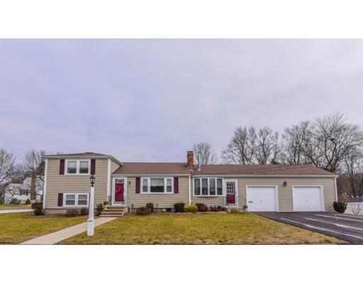 Single Family Home for Sale at 171 Carol Drive 171 Carol Drive Dedham, Massachusetts 02026 United States