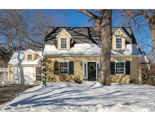 Maison unifamiliale pour l Vente à 50 Pine Plain 50 Pine Plain Wellesley, Massachusetts 02481 États-Unis