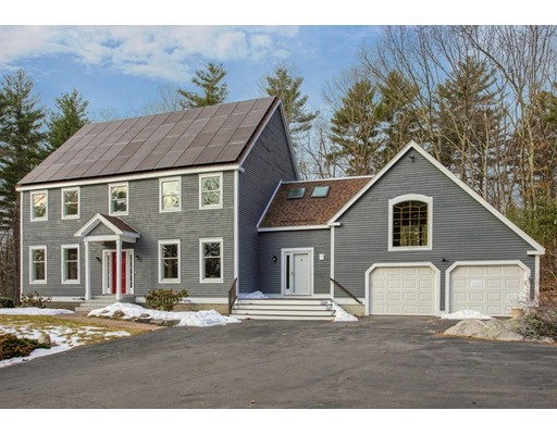 Single Family Home for Sale at 26 Tenney Road 26 Tenney Road Westford, Massachusetts 01886 United States