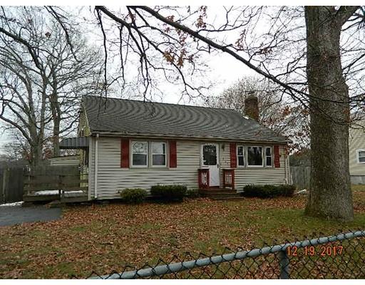 واحد منزل الأسرة للـ Sale في 464 East Street 464 East Street Brockton, Massachusetts 02302 United States