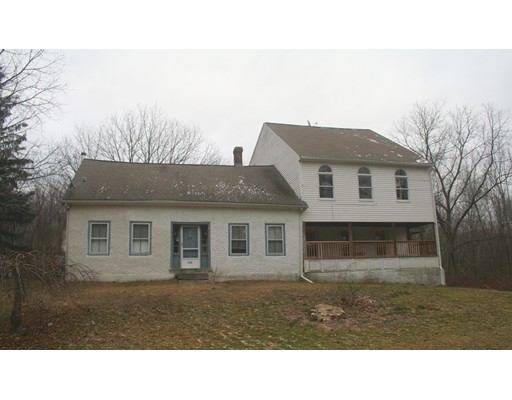 Single Family Home for Sale at 156 Chestnut Hill Road 156 Chestnut Hill Road Millville, Massachusetts 01529 United States