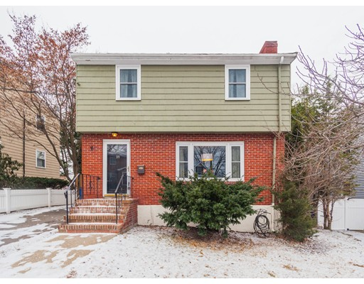 Single Family Home for Sale at 18 Crosstown Avenue 18 Crosstown Avenue Boston, Massachusetts 02132 United States