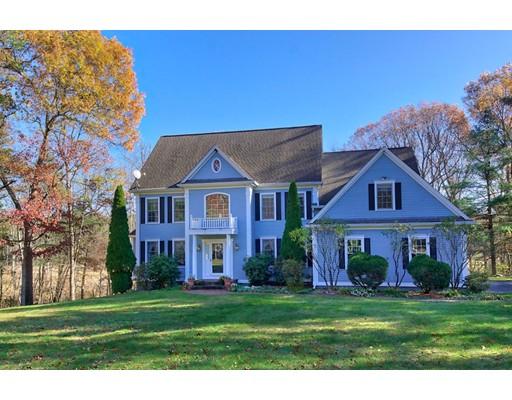 独户住宅 为 销售 在 30 Stop River 诺福克, 02056 美国