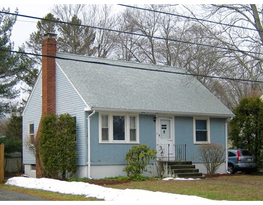 Single Family Home for Sale at 23 Bare Hill Road 23 Bare Hill Road Framingham, Massachusetts 01702 United States