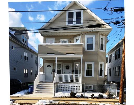 Vivienda multifamiliar por un Venta en 127 Hillsdale 127 Hillsdale Somerville, Massachusetts 02144 Estados Unidos