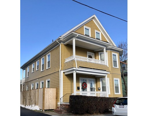 Single Family Home for Rent at 4 Prescott Street Salem, 01970 United States