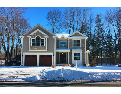 Single Family Home for Sale at 301 Linden Street 301 Linden Street Wellesley, Massachusetts 02481 United States