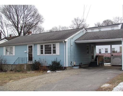 Casa Unifamiliar por un Venta en 48 Lancaster Road 48 Lancaster Road Arlington, Massachusetts 02476 Estados Unidos