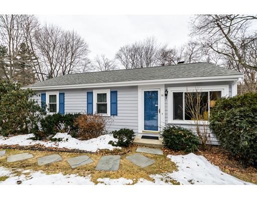 Casa Unifamiliar por un Venta en 14 Nickerson Road 14 Nickerson Road Bedford, Massachusetts 01730 Estados Unidos