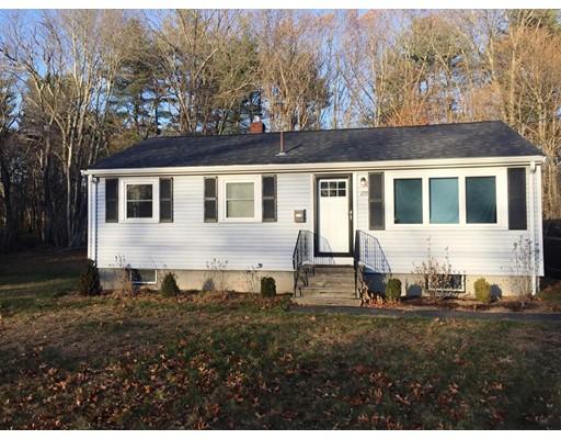 独户住宅 为 出租 在 100 Ward Street 100 Ward Street 欣厄姆, 马萨诸塞州 02043 美国