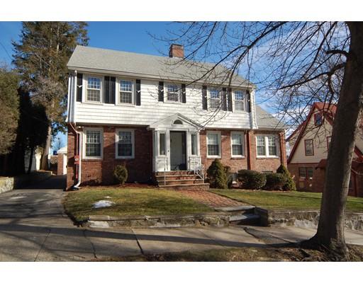 Casa Unifamiliar por un Venta en 35 Richfield Road 35 Richfield Road Arlington, Massachusetts 02474 Estados Unidos