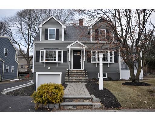 Casa Unifamiliar por un Venta en 35 Rockmont Road 35 Rockmont Road Arlington, Massachusetts 02474 Estados Unidos