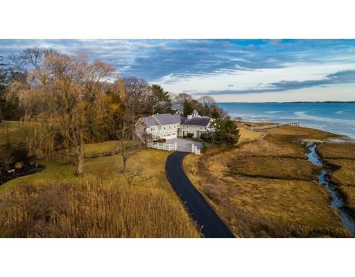 Частный односемейный дом для того Продажа на 131 Washington Street 131 Washington Street Duxbury, Массачусетс 02332 Соединенные Штаты