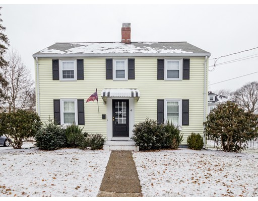 Single Family Home for Sale at 41 Maple Street 41 Maple Street Norwood, Massachusetts 02062 United States