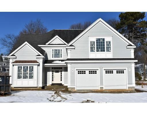 一戸建て のために 売買 アット 117 Fairfield Street 117 Fairfield Street Needham, マサチューセッツ 02492 アメリカ合衆国
