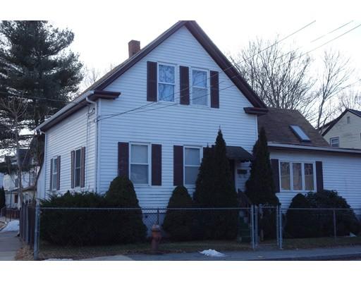 Casa Unifamiliar por un Venta en 24 Adams Street 24 Adams Street Taunton, Massachusetts 02780 Estados Unidos
