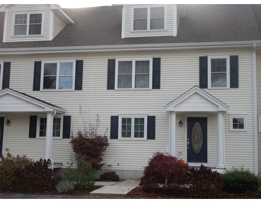 تاون هاوس للـ Rent في 110 West Main #3 110 West Main #3 Norton, Massachusetts 02766 United States