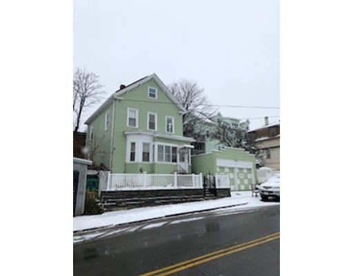 Single Family Home for Sale at 68 Webster Avenue 68 Webster Avenue Chelsea, Massachusetts 02150 United States