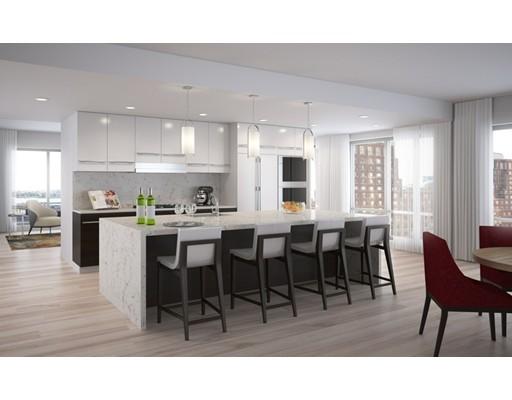 共管式独立产权公寓 为 销售 在 110 Broad Street 110 Broad Street 波士顿, 马萨诸塞州 02110 美国
