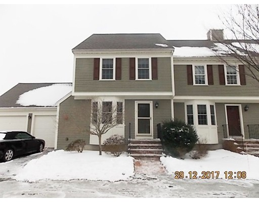 Condominio por un Venta en 55 Ash Street 55 Ash Street Danvers, Massachusetts 01923 Estados Unidos