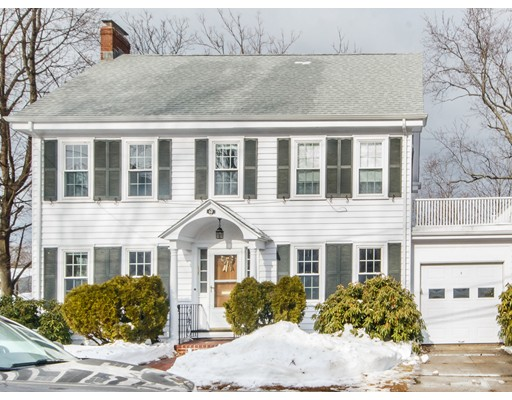 Single Family Home for Sale at 60 Undine Road 60 Undine Road Boston, Massachusetts 02135 United States