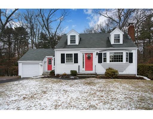 独户住宅 为 销售 在 131 Grove Street 131 Grove Street Norwell, 马萨诸塞州 02061 美国
