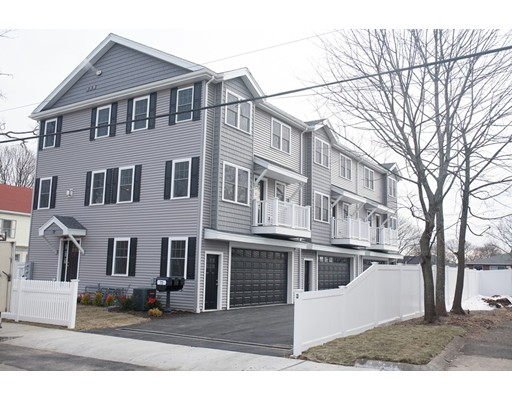 Condominium for Sale at 72 Central Street 72 Central Street Waltham, Massachusetts 02453 United States