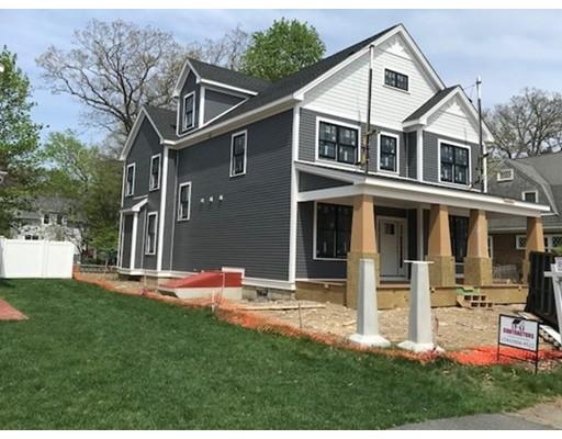 一戸建て のために 売買 アット 19 Parkinson Street 19 Parkinson Street Needham, マサチューセッツ 02492 アメリカ合衆国