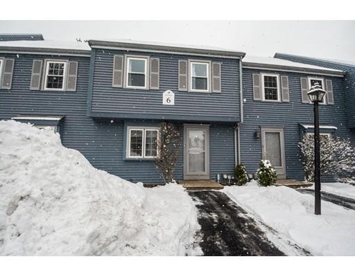 Condominio por un Venta en 6 Oak Ridge Drive 6 Oak Ridge Drive Maynard, Massachusetts 01754 Estados Unidos