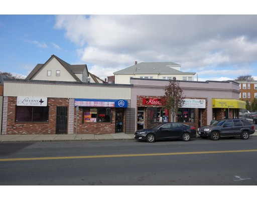 Commercial for Sale at 181 Salem Street 181 Salem Street Malden, Massachusetts 02148 United States